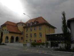 Bombenanschlag auf die Hofmatt Schule Huttwil