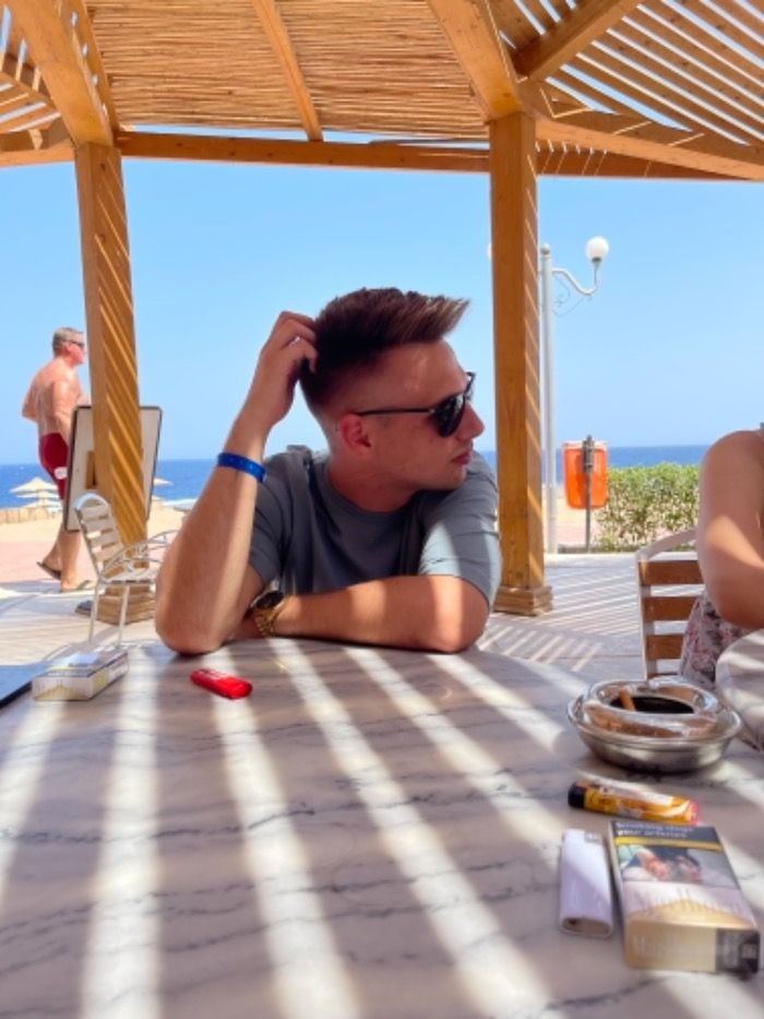 Deutscher Tourist Marvin D. in Ägypten Arsch verloren !!!