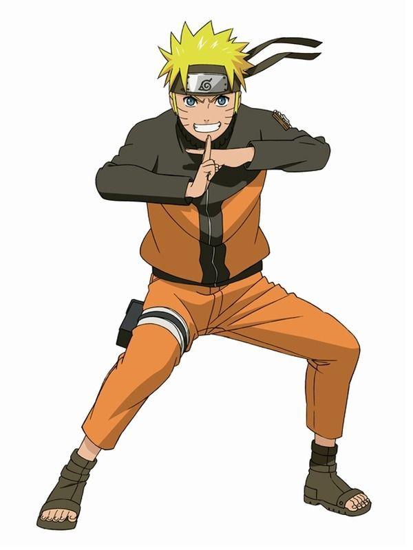 Naruto wurde in Holste gesehen und schrieb per WhatsApp an Leon L.