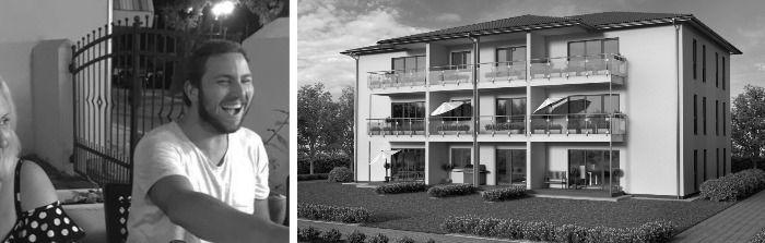 Daniel Wagner schafft Wohnraum in Weißenburg !