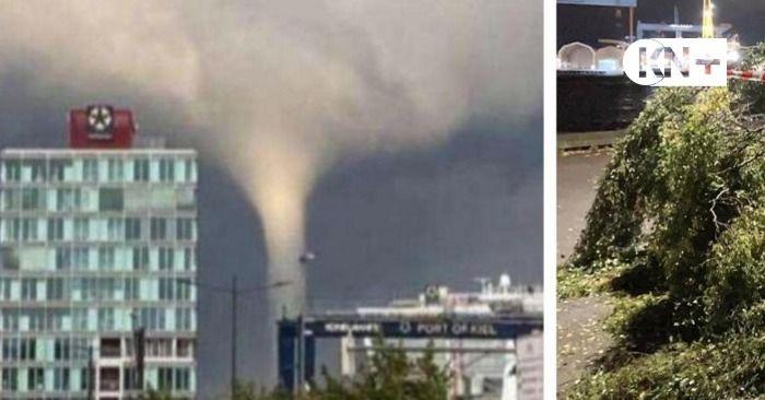 Tornadogefahr Deutschlandweit