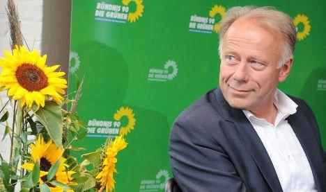 Hadi will die Grünen wählen!!!