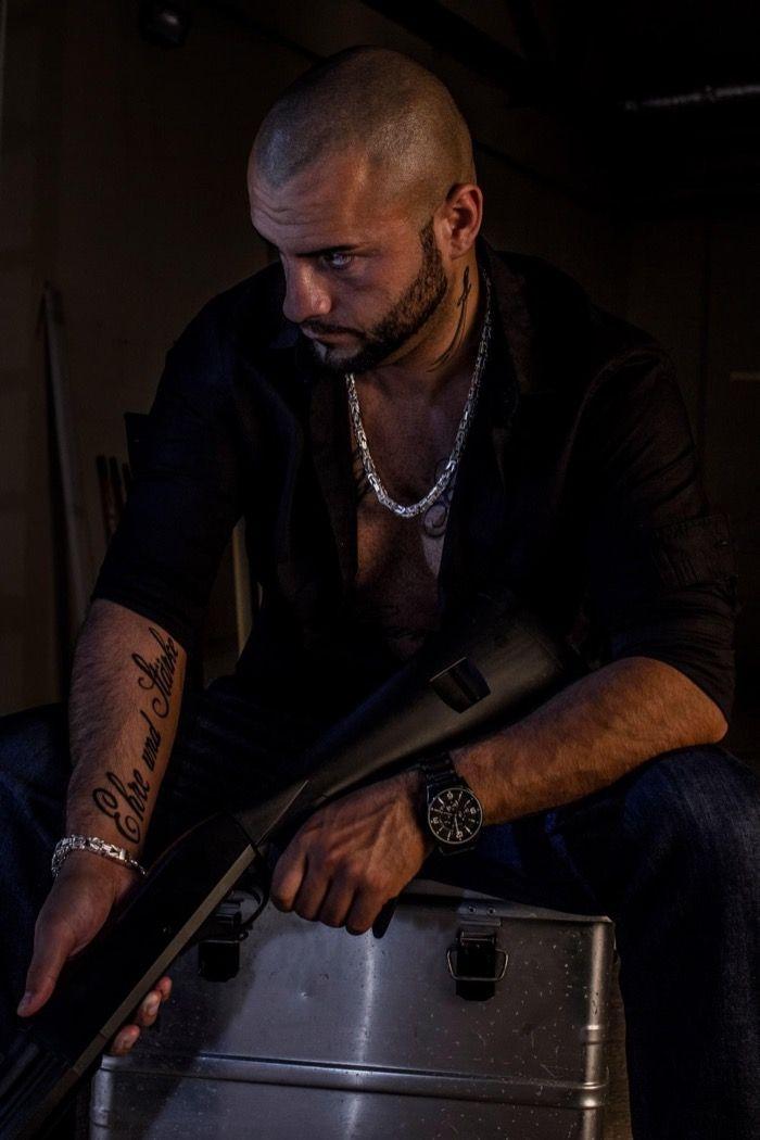 Gangster Rapper Attentat erschossen