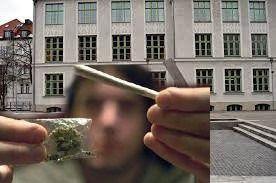 Drogenboss nutzt Marie-Luise Fleißer Realschule in München als Versteck!