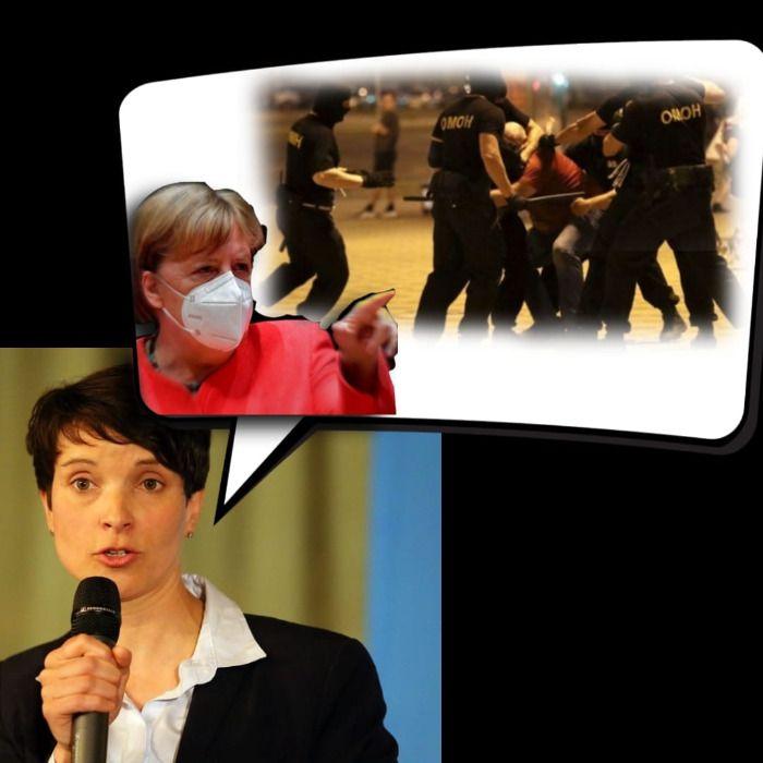 ,,Merkel ließ Flüchtling in Berlin Kreuzberg zusammenschlagen