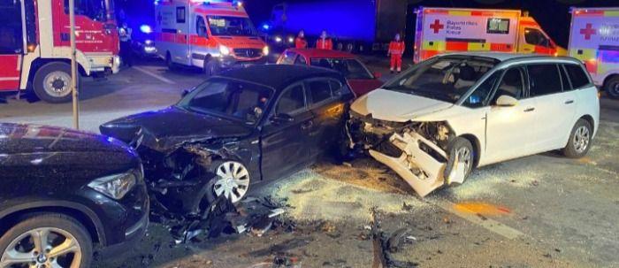Autounfall 14 Jähriger kam ums Leben