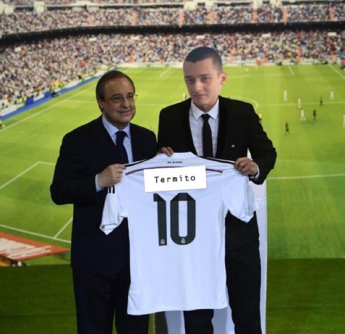 Senbaklavaci Millionen-Wahnsinn! Nach 7 Toren im ersten Spiel jetzt bei Real Madrid!