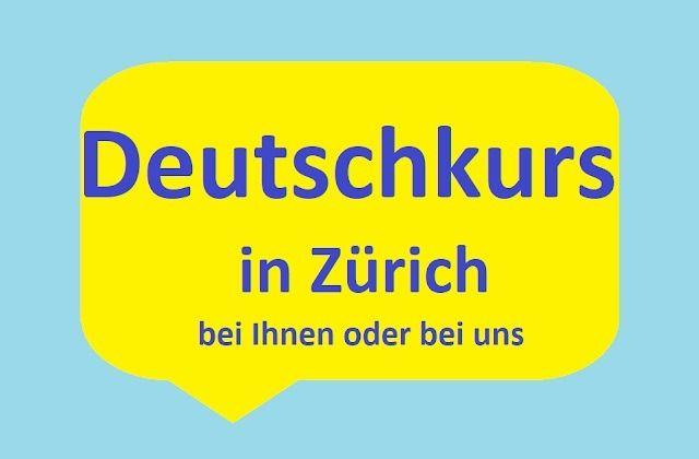 Deutschkurs in Zürich Deutsch lernen in Zürich 24aktuelles.com