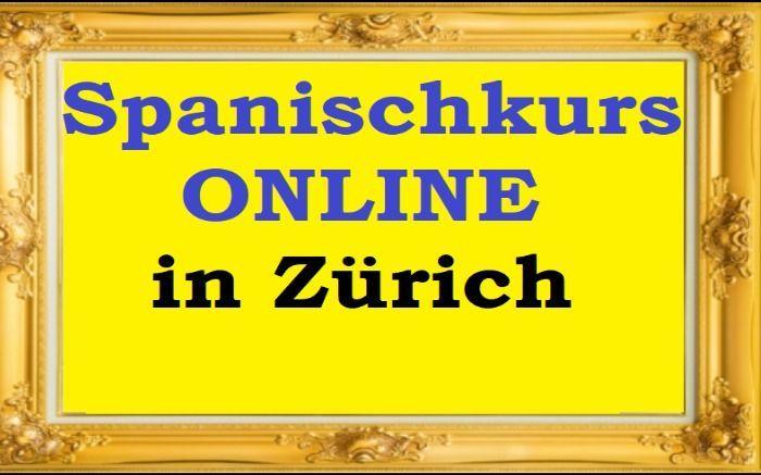 Spanisch für Anfänger in Zürich. Spanisch lernen mit Spass