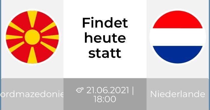 Mazedonien gegen Niederlande kann doch stattfinden!