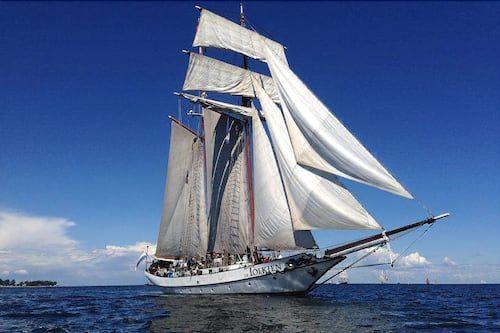 Segelschiff Philosophia offenbar verunglückt!