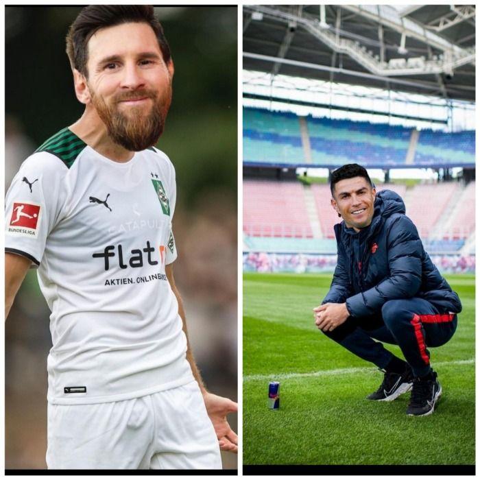 Lionel Messi und Cristiano Ronaldo wieder in einer Liga!!!!