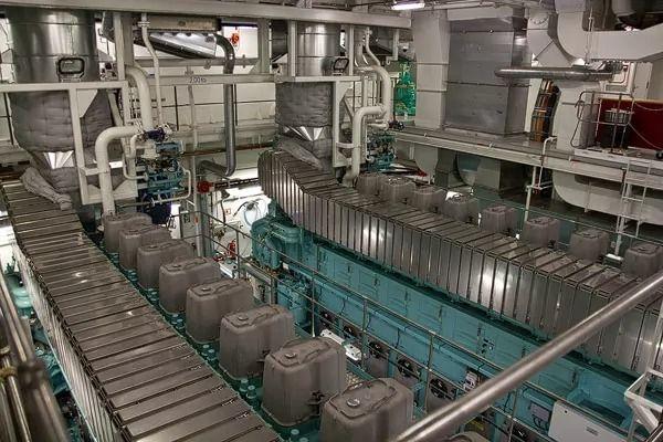 Personelle Veränderung auf der Meyer Werft!
