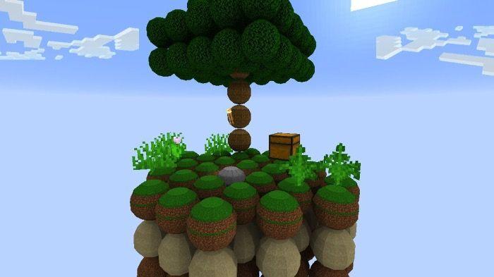 Minecraft enthält im neuen Update RUNDE BLÖCKE!!