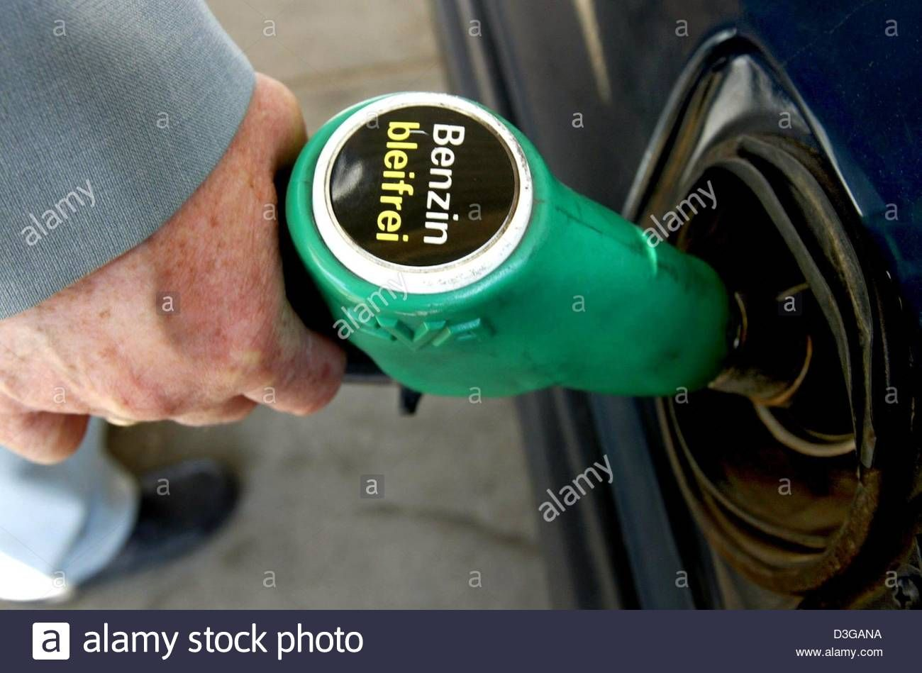 Benzin Preise steigen stark an